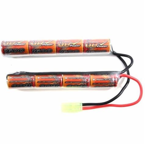 batterie airsoft 9 6v