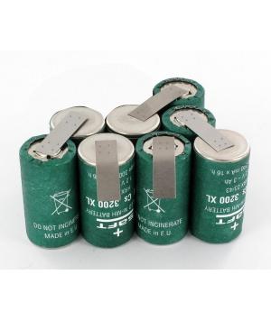 batterie aspirateur black et decker dustbuster 7.2 v