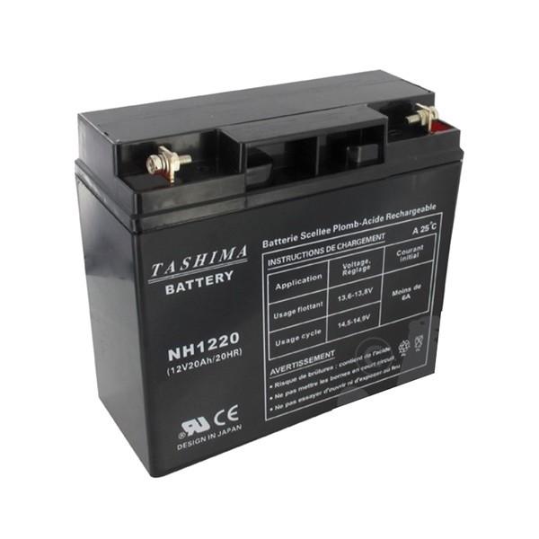 batterie autoportée mtd