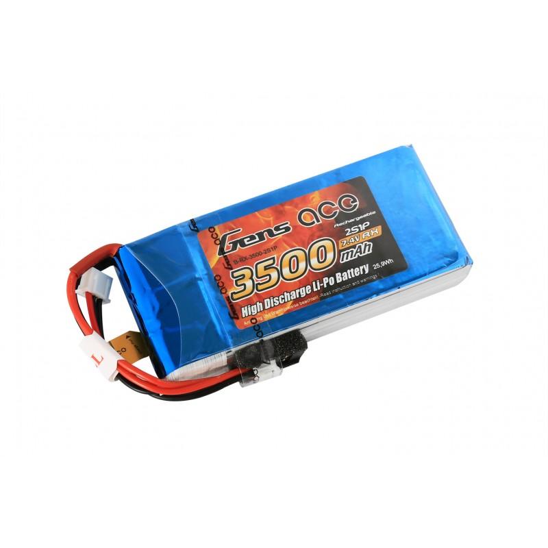 batterie lipo 7.4 v