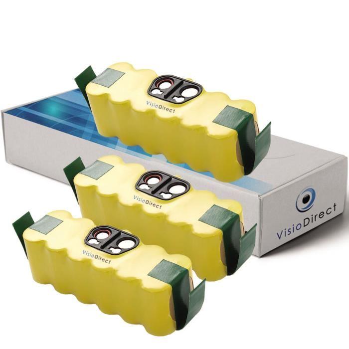 batterie pour irobot roomba 555