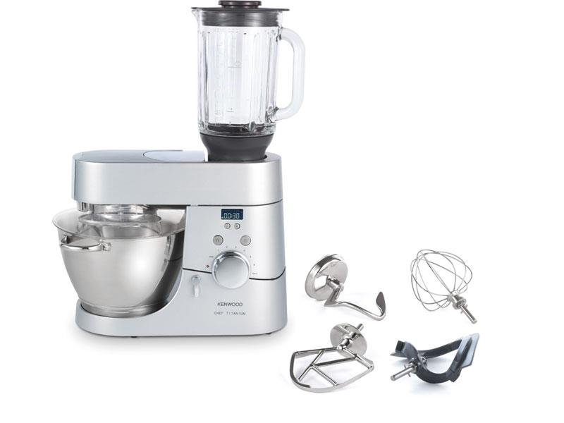 batteur kenwood chef