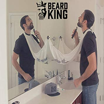 bavoir à barbe amazon