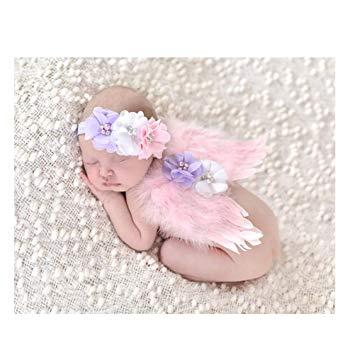 bébé ange fille