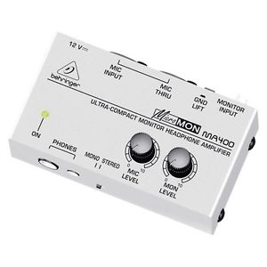 behringer micro