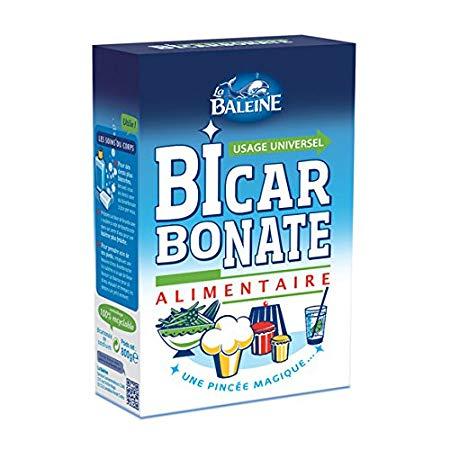 bicarbonate alimentaire la baleine
