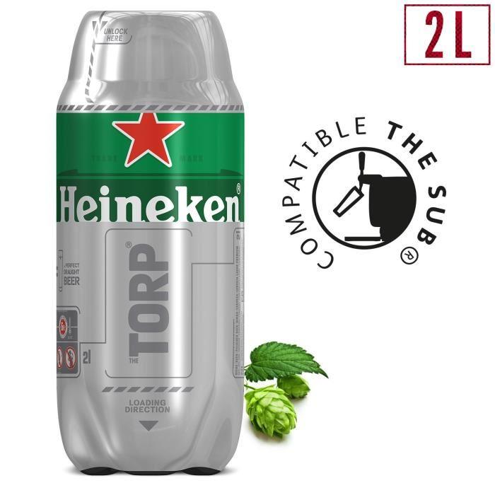 biere en fut de 2 litres