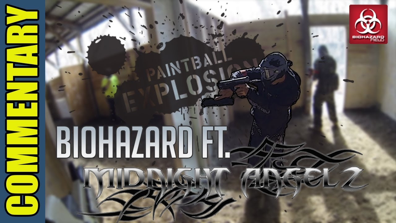 biohazard paintball