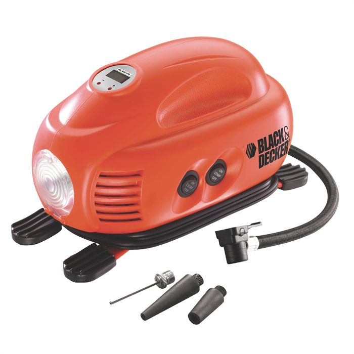 black et decker compresseur