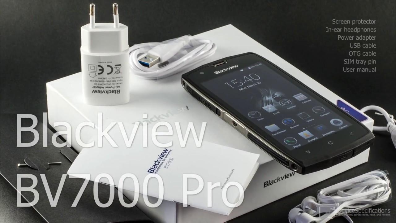 blackview bv7000 test