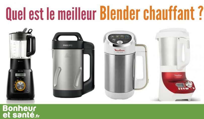 blenders chauffant