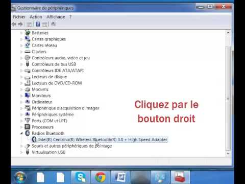 bluetooth sur ordinateur hp