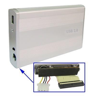 boîtier externe pour disque dur ide 3 5