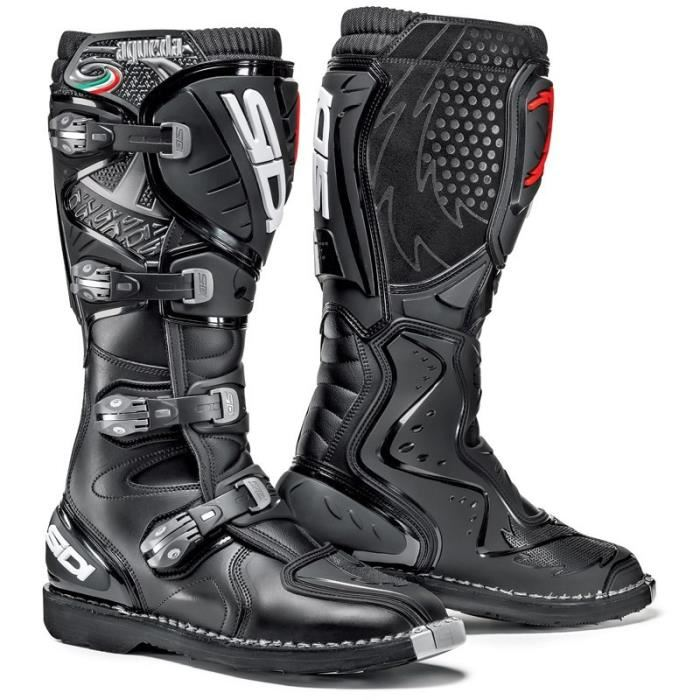 botte moto cross pas cher
