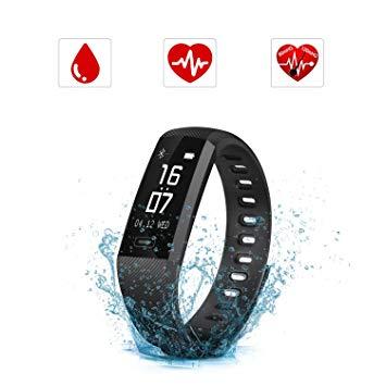bracelet connecté cardio etanche