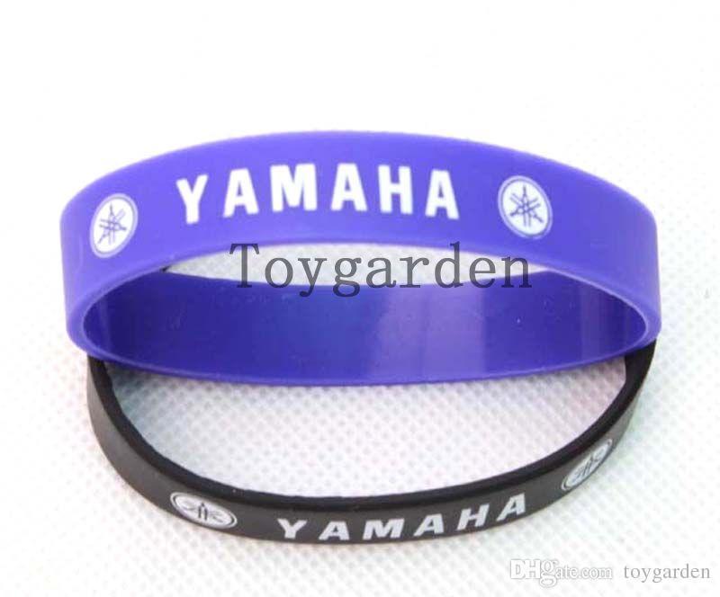 bracelet silicone yamaha