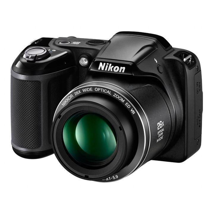 bridge appareil photo nikon