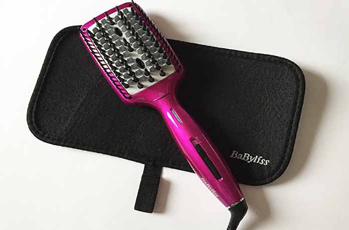 brosse a cheveux lissante babyliss