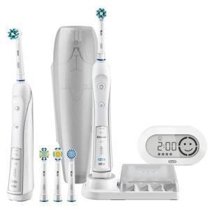 brosse à dents électrique duo