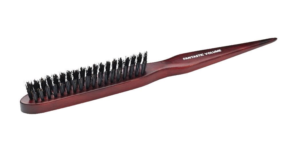 brosse pour lisser les cheveux