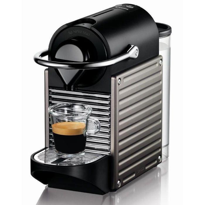 cafetière nespresso solde