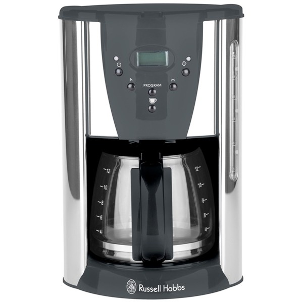 cafetière programmable russell hobbs