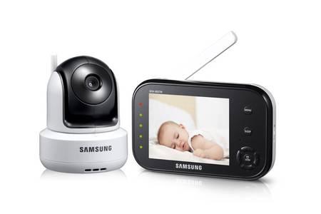 camera bebe samsung