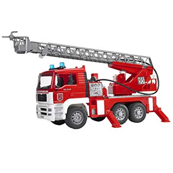 camion pompier bruder