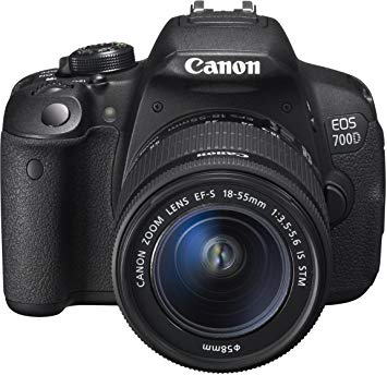 canon eos 700d amazon