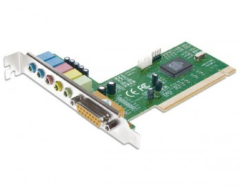 carte son 5.1 pci