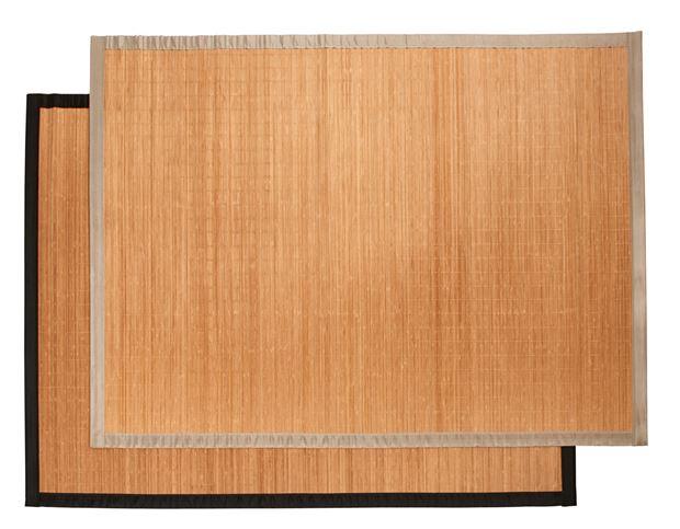 casa tapis bambou