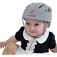 casque bébé chute