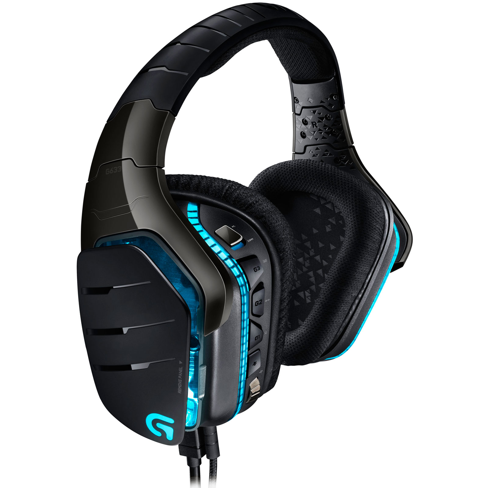 casque gamer logitech
