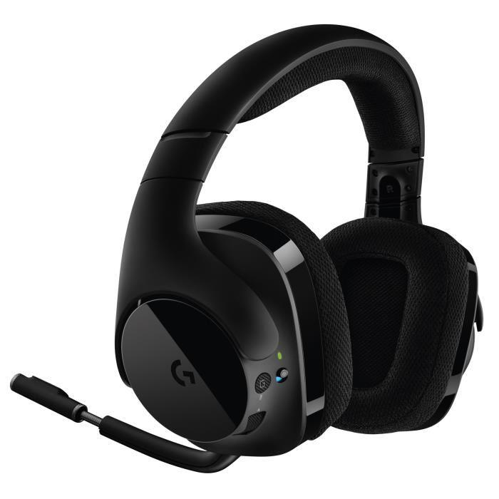 casque gamer sans fil pc