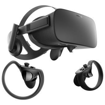 casque oculus
