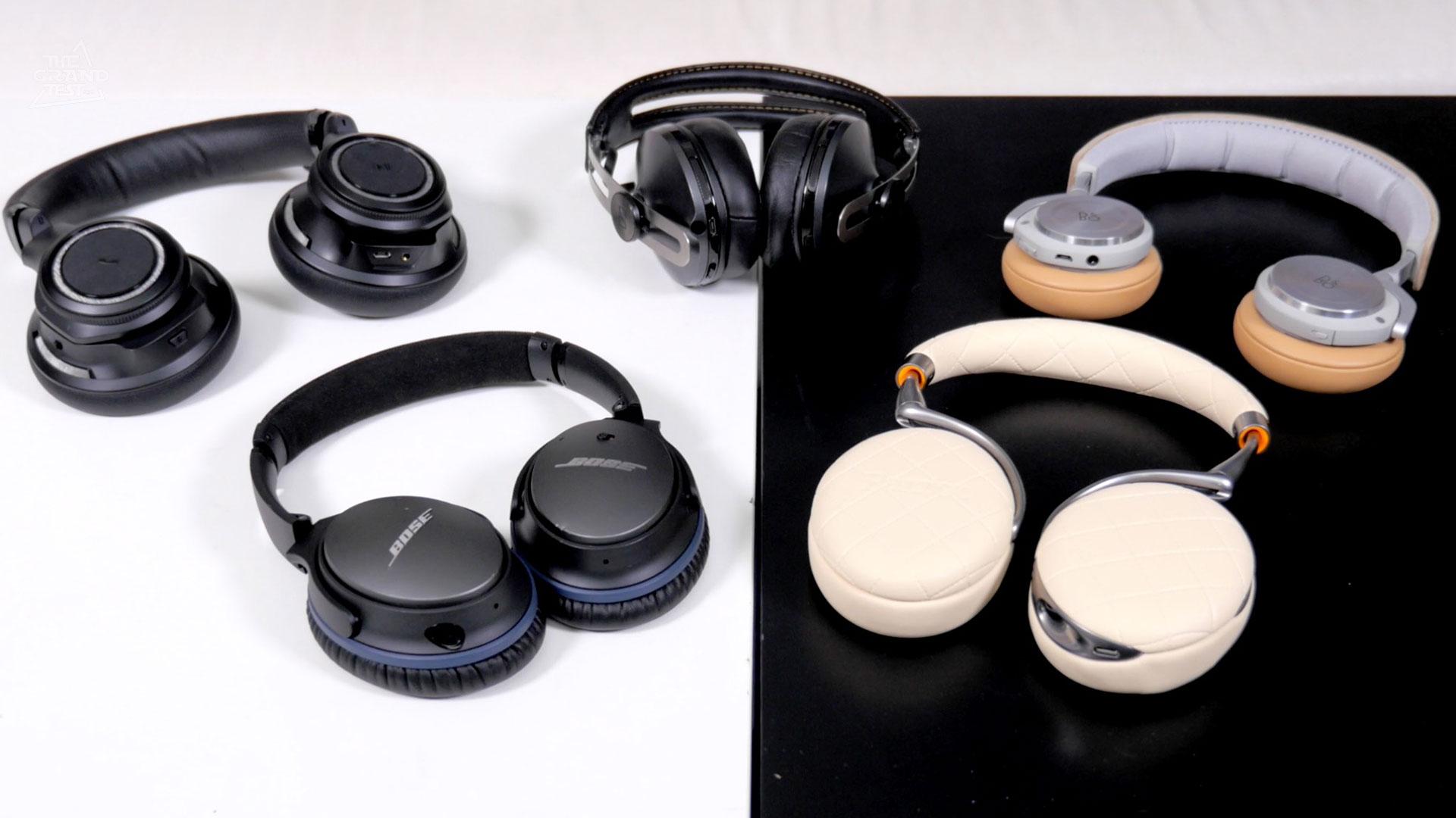 casque réducteur de bruit bluetooth