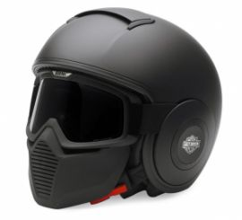 casque style harley