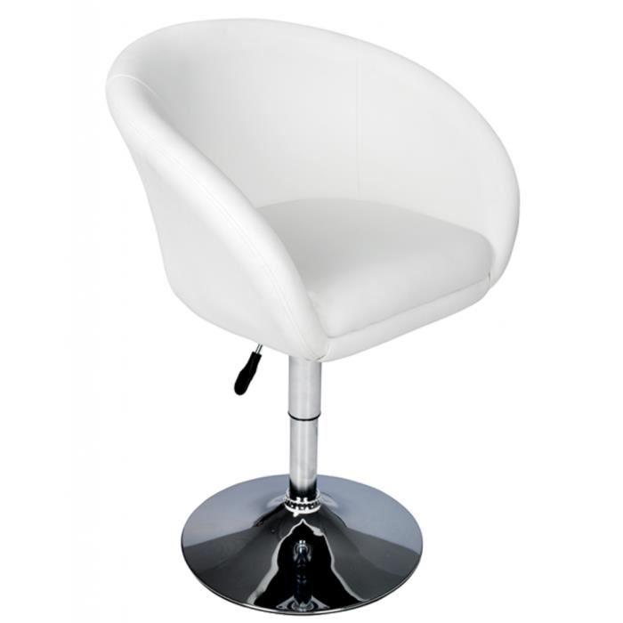 chaise de bureau ronde