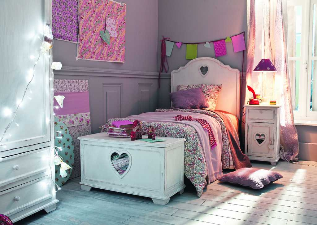 chambre fille 8 ans