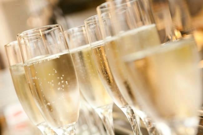 champagne pas trop cher