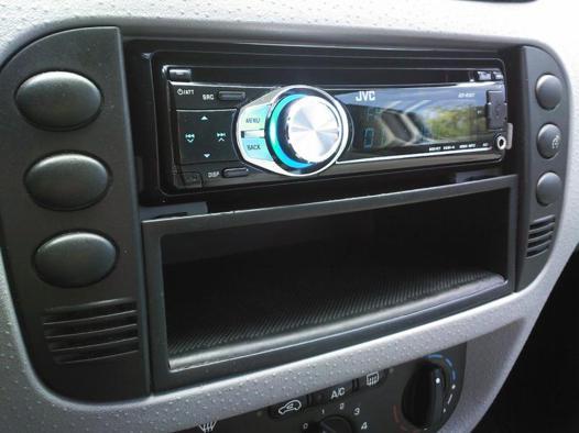 changer autoradio c3
