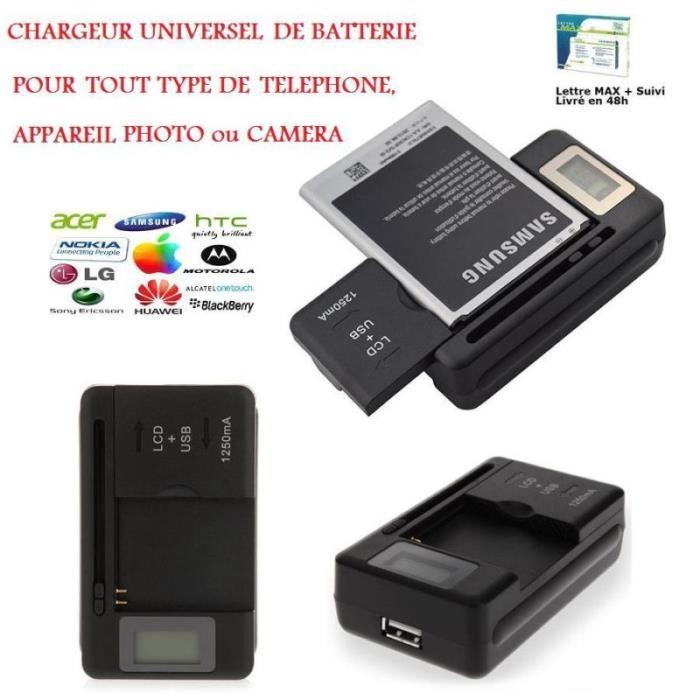 chargeur batterie portable samsung