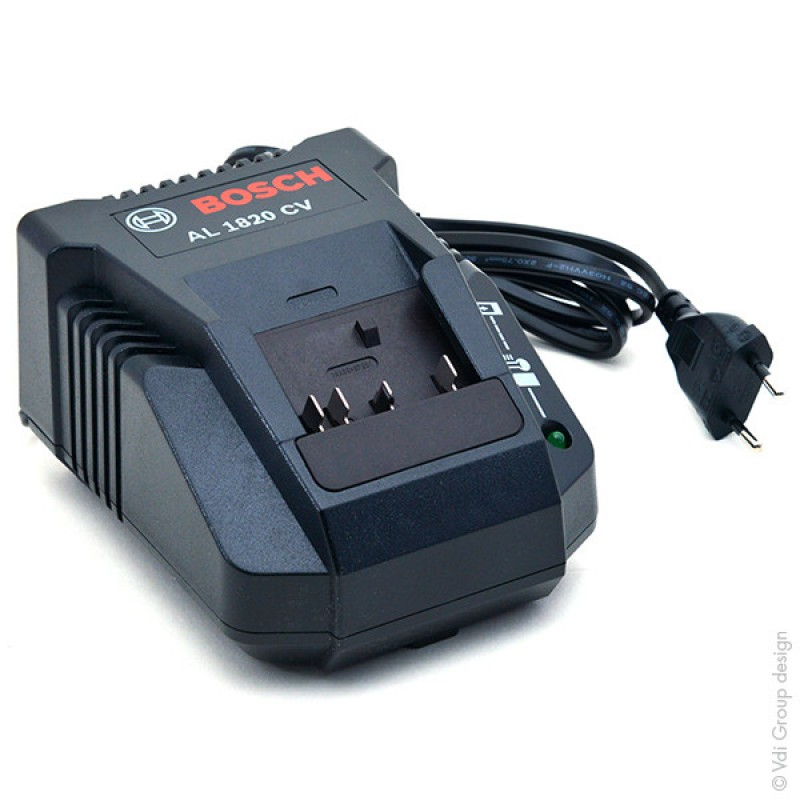 chargeur bosch 18v