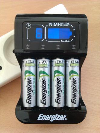chargeur energizer mode d emploi