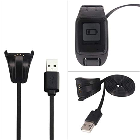 chargeur montre gps tomtom