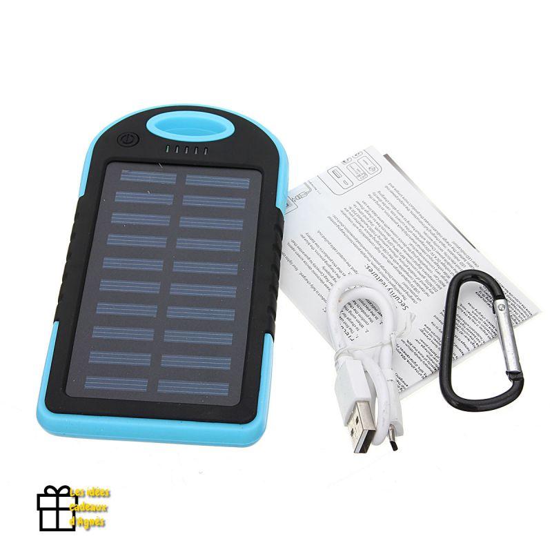 chargeur solaire pas cher