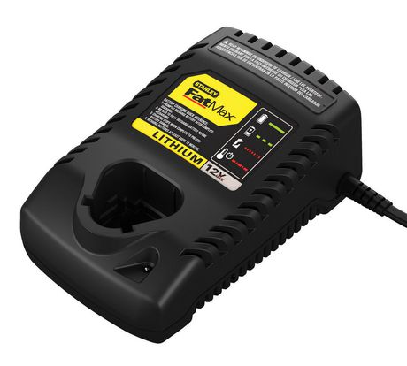 chargeur stanley fatmax