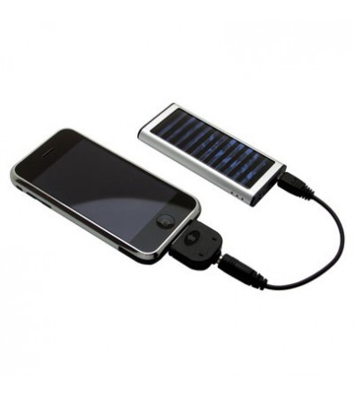 chargeur telephone solaire