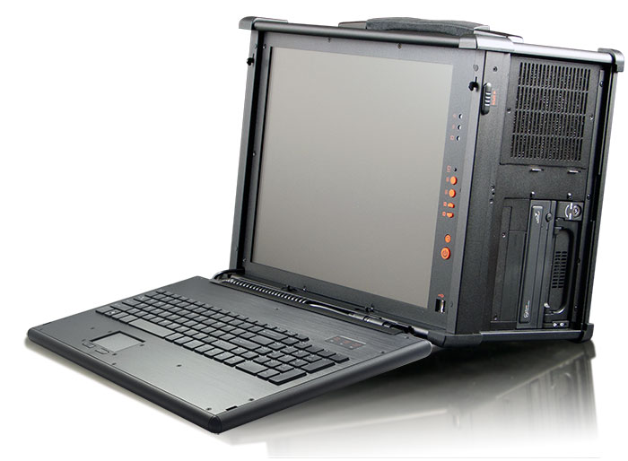 chassis pc portable