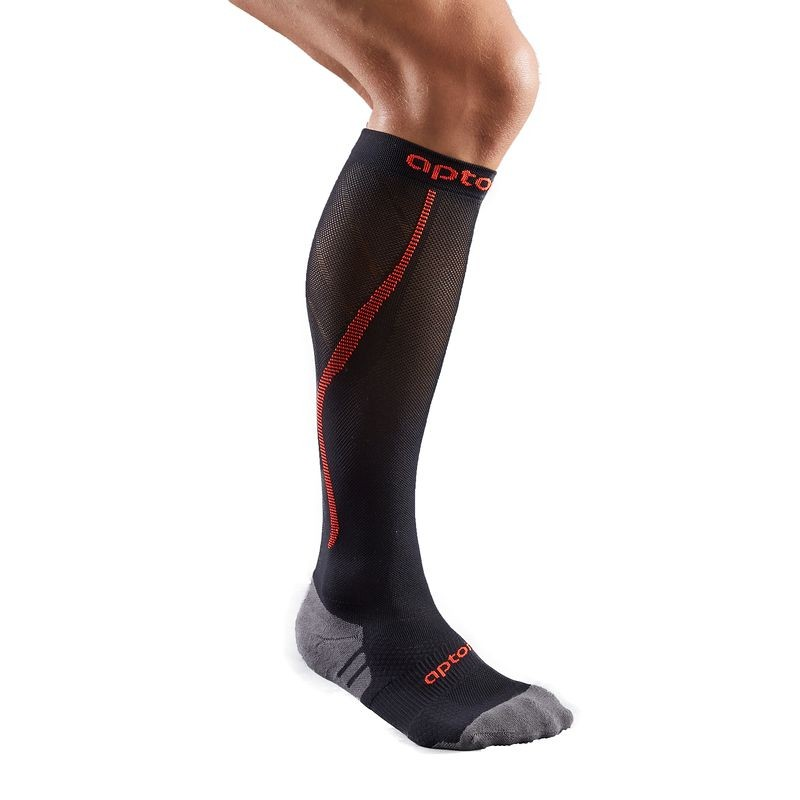chaussette de compression decathlon
